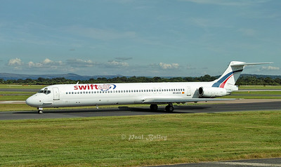 EC-KCX, SWIFTAIR, MD-80