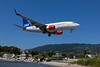 Skiathos : A family holiday to this beautiful island allowed me some time to capture a few movements at this airport with its famously short runway with the sea at either end.